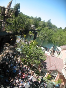 View From Tarzan's Treehouse